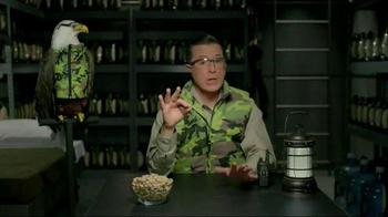 Wonderful Pistachios TV Spot, 'Secret World' Featuring Stephen Colbert - Thumbnail 8