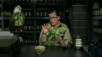 Wonderful Pistachios TV Spot, 'Secret World' Featuring Stephen Colbert - 679 commercial airings