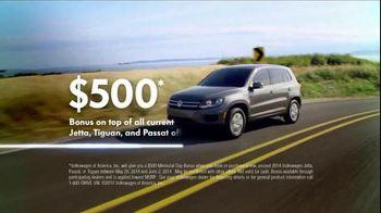 Volkswagen TV Spot, 'Memorial Day Event'