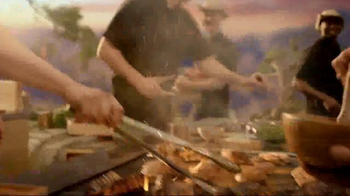 Outback Steakhouse Moonshine BBQ TV Spot - Thumbnail 4