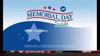 ADT TV Spot, 'Memorial Day Sale' - Thumbnail 2