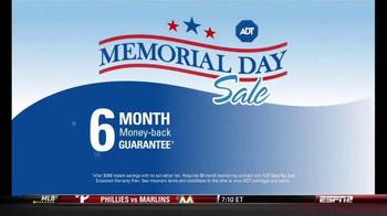 ADT TV Spot, 'Memorial Day Sale' - Thumbnail 3