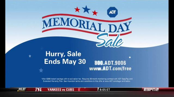 ADT TV Spot, 'Memorial Day Sale' - Thumbnail 4