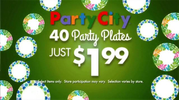 Party City TV Spot, 'Dive into a Fun-in-the-Sun Summer Party!' - Thumbnail 8