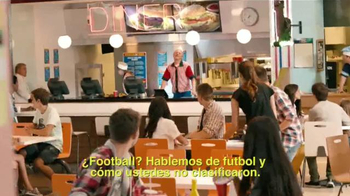XFINITY X1 Operating System TV Spot, 'Plaza de Comidas' [Spanish] - Thumbnail 6