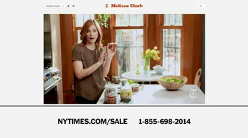 The New York Times Memorial Day Sale TV Spot, 'Experience the Times' - Thumbnail 6