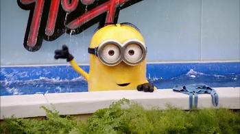 Universal Studios Hollywood Despicable Me Minion Mayhem Ride TV Spot - Thumbnail 2
