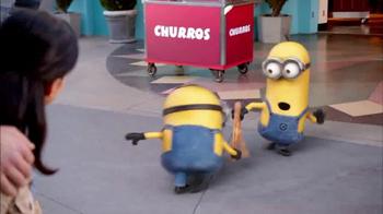 Universal Studios Hollywood Despicable Me Minion Mayhem Ride TV Spot - Thumbnail 4
