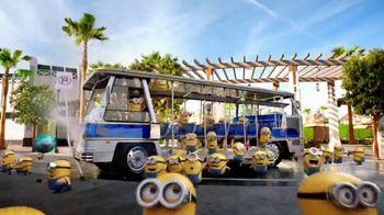 Universal Studios Hollywood Despicable Me Minion Mayhem Ride TV Spot - Thumbnail 5