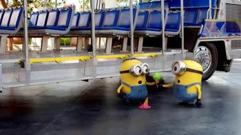 Universal Studios Hollywood Despicable Me Minion Mayhem Ride TV Spot - Thumbnail 6