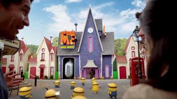 Universal Studios Hollywood Despicable Me Minion Mayhem Ride TV Spot - Thumbnail 7