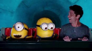 Universal Studios Hollywood Despicable Me Minion Mayhem Ride TV Spot - Thumbnail 8