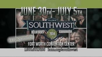 2014 Southwest Believers' Convention TV Spot - Thumbnail 10