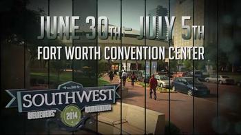 2014 Southwest Believers' Convention TV Spot - Thumbnail 2