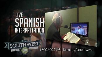 2014 Southwest Believers' Convention TV Spot - Thumbnail 6