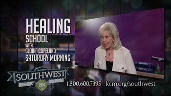 2014 Southwest Believers' Convention TV Spot - 31 commercial airings
