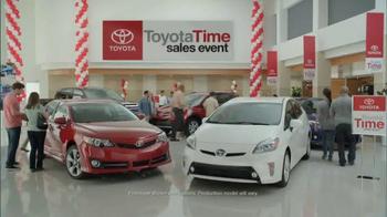 Toyota TV Spot, 'Speedometer' - Thumbnail 2
