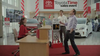 Toyota TV Spot, 'Speedometer' - Thumbnail 4