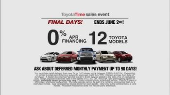 Toyota TV Spot, 'Speedometer' - Thumbnail 5