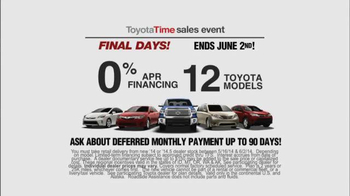 Toyota TV Spot, 'Speedometer' - Thumbnail 6
