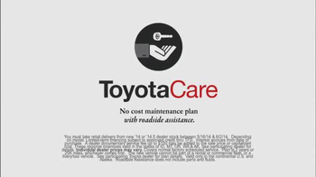 Toyota TV Spot, 'Speedometer' - Thumbnail 7
