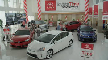 Toyota TV Spot, 'Speedometer' - 173 commercial airings