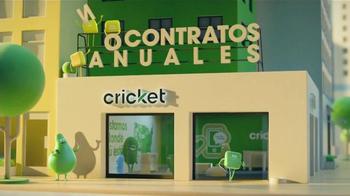 Cricket Wireless TV Spot, 'Un Buen Motivo Para Sonreír' [Spanish] - Thumbnail 5