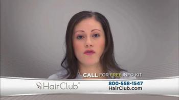 Hair Club TV Spot, 'Women' - Thumbnail 1