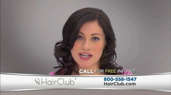 Hair Club TV Spot, 'Women' - Thumbnail 10