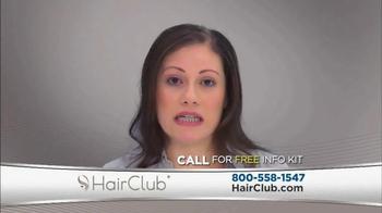 Hair Club TV Spot, 'Women' - Thumbnail 2
