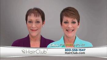 Hair Club TV Spot, 'Women' - Thumbnail 4