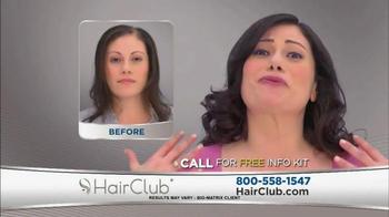 Hair Club TV Spot, 'Women' - Thumbnail 5