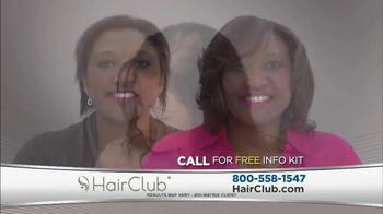 Hair Club TV Spot, 'Women' - Thumbnail 8