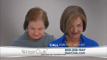 Hair Club TV Spot, 'Women' - Thumbnail 9