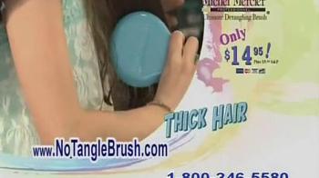 No Tangle Brush TV Spot, 'Not Anymore!' - Thumbnail 10