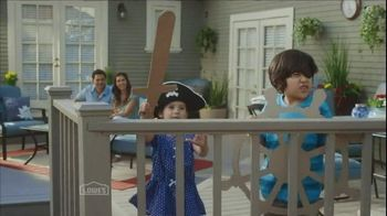 Lowe's TV Spot, 'All Hands on Deck' - 5345 commercial airings