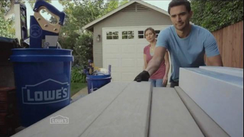Lowe's TV Spot, 'All Hands on Deck' - Thumbnail 1