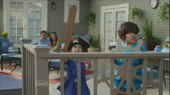 Lowe's TV Spot, 'All Hands on Deck'