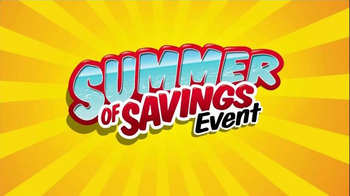 Walmart Summer Savings Event TV Spot - 330 commercial airings