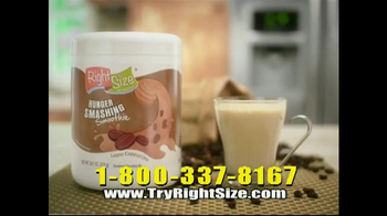 Right Size Health & Nutrition TV Spot, 'Natlie'
