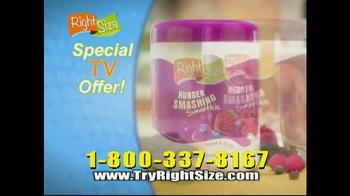 Right Size Health & Nutrition TV Spot, 'Natlie' - Thumbnail 7