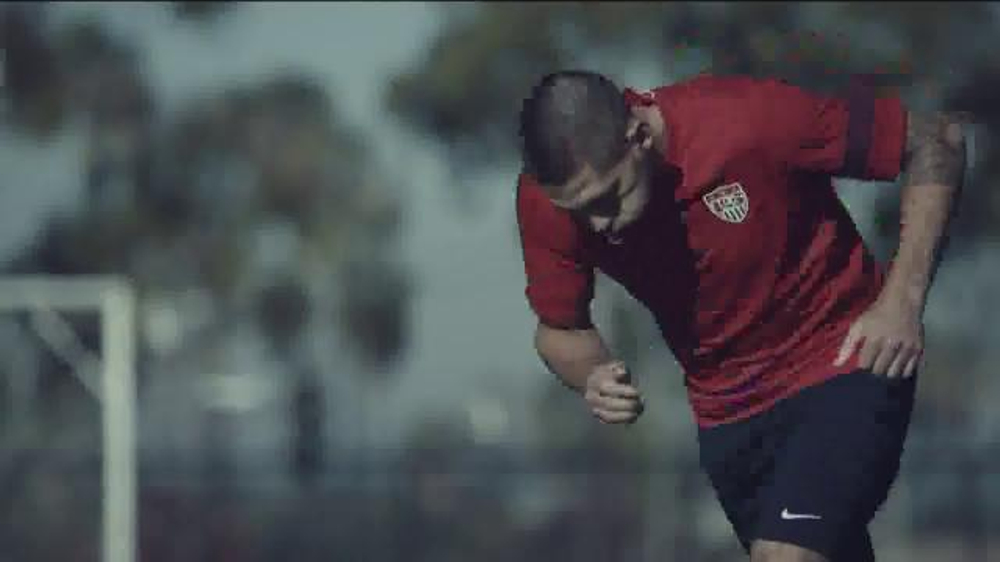 Degree Deodorants TV Commercial, 'DO:MORE for U.S. Soccer' Feat. Clint Dempsey