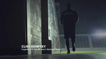Degree Deodorants TV Spot, 'DO:MORE for U.S. Soccer' Feat. Clint Dempsey - Thumbnail 2