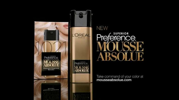 L'Oreal Paris Superior Preference Mousse Absolue TV Spot - Thumbnail 2