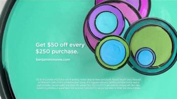Benjamin Moore TV Spot, 'Your World Deserves More Color' - Thumbnail 9
