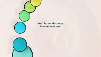 Benjamin Moore TV Spot, 'Your World Deserves More Color' - Thumbnail 3