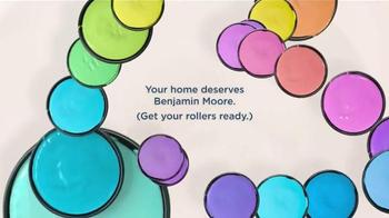 Benjamin Moore TV Spot, 'Your World Deserves More Color' - Thumbnail 5
