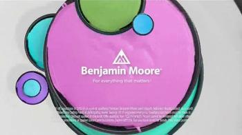 Benjamin Moore TV Spot, 'Your World Deserves More Color' - Thumbnail 7