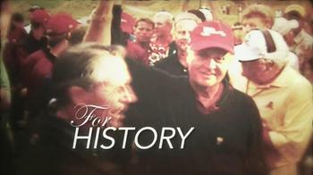 PGA Tour The Presidents Cup TV Spot - Thumbnail 3