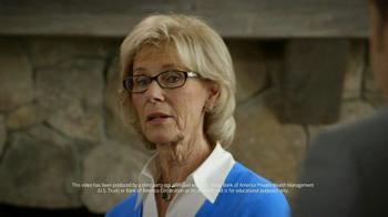 U.S. Trust Private Wealth Management TV Spot, 'Golf'